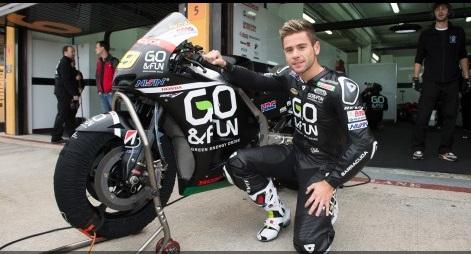 Alvaro Bautista MotoGP Test Valencia