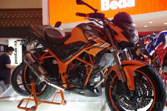 CB150R custom