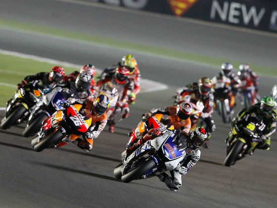FIM Rilis jadwal MotoGP 2013