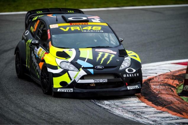 Valentino Rossi Monza 2012