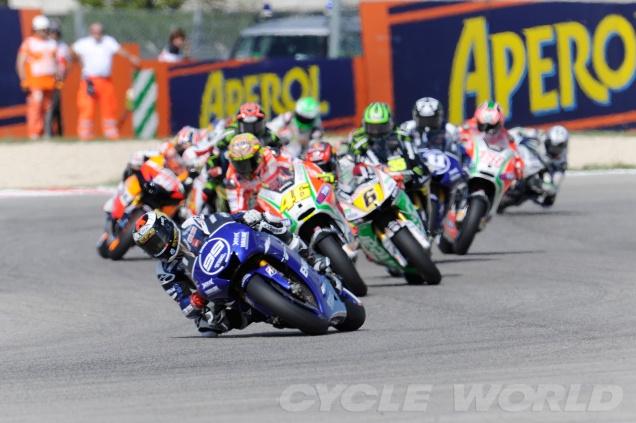 Daftar pembalap MotoGP 2013 final