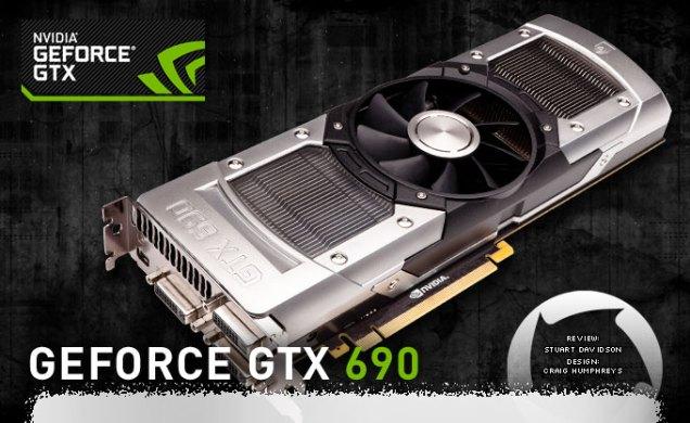 Nvidia geforce gtx-690