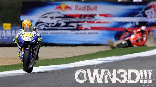 Stoner Membalas Pernyataan Rossi