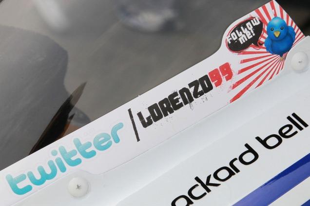 Twitter Jorge Lorenzo @lorenzo99
