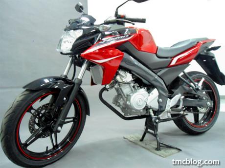 Yamaha New Vixion Merah
