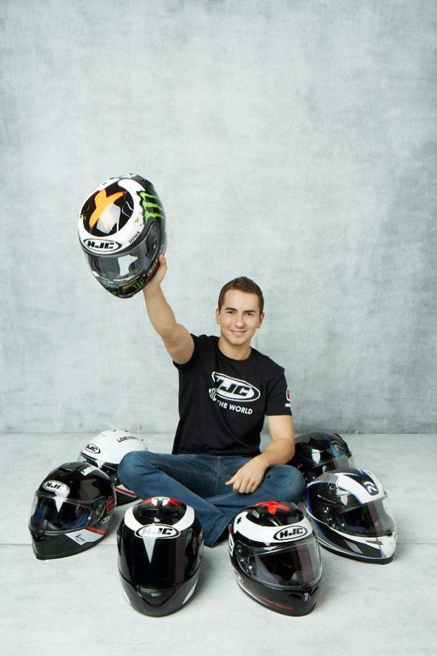 Design Helm Baru Jorge Lorenzo 2013 (2)