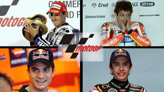 Empat Pembalap Favorit Juara MotoGP 2013