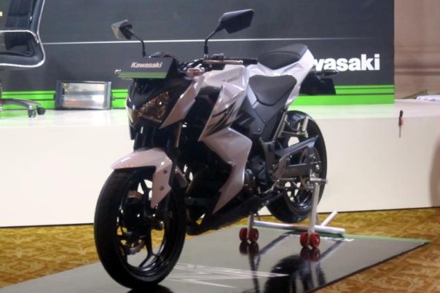 Kawasaki Z250-Putih