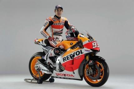 Marc Marquez-Repsol Honda 2013