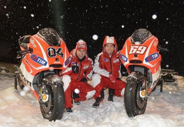 Nicky Hayden-Andrea Dovizioso