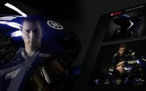 Rossi dan Lorenzo Nampang Dengan Yamaha YZR-M1 2013