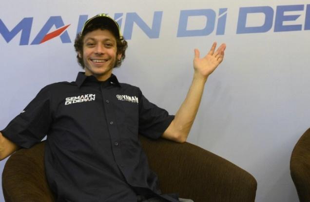 Valentino Rossi-Jakarta 2013