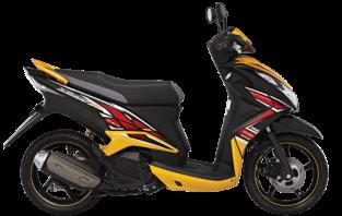 Yamaha Xeon RC-Dazzling Black