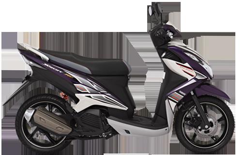 Yamaha Xeon RC-Regal Purple