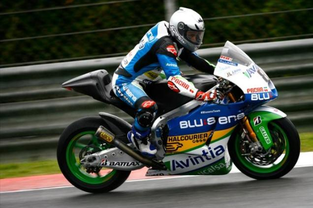 Hector Barbera-Test Khusus CRT Sepang 2013