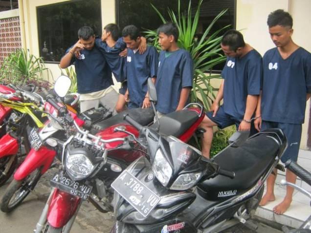 Pencuri Sepeda motor-Insaf Woi...!!!