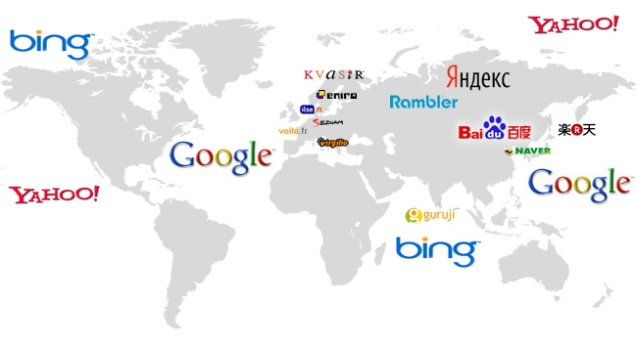 Search Engine di Dunia