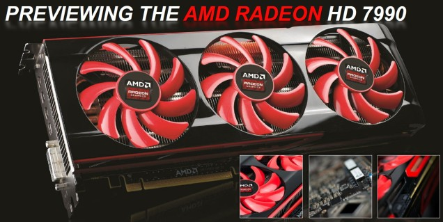 AMD Radeon HD-7990