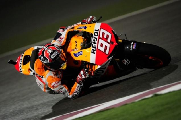 Marquez tercepat FP3 Qatar