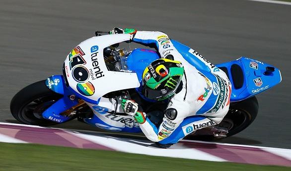 Pol Esapargaro-Juara Moto2 Qatar 2013