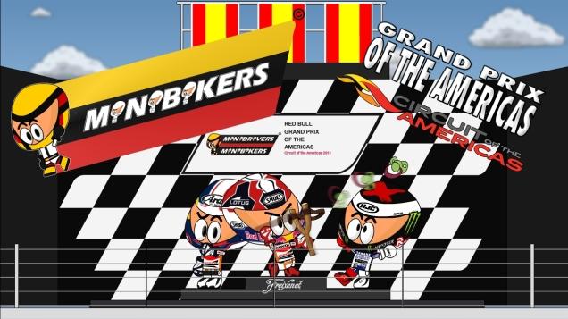 Kartun MotoGP Austin 2013