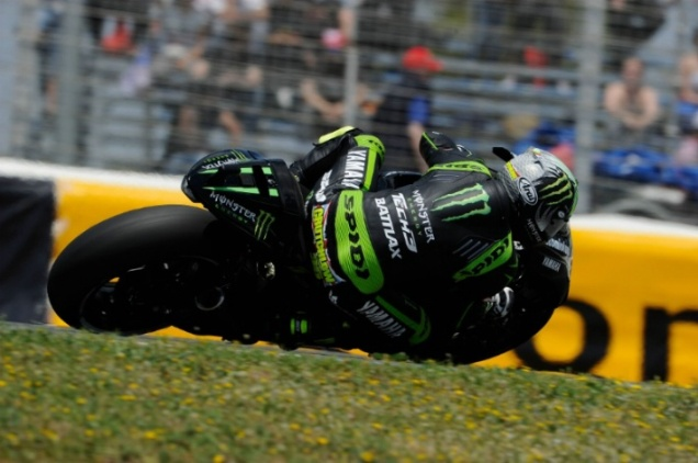 Cal Crutchlow-Tercepat FP3 Jerez 2013