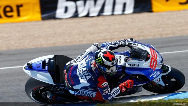 Jorge Lorenzo-Pole Position di Jerez 2013
