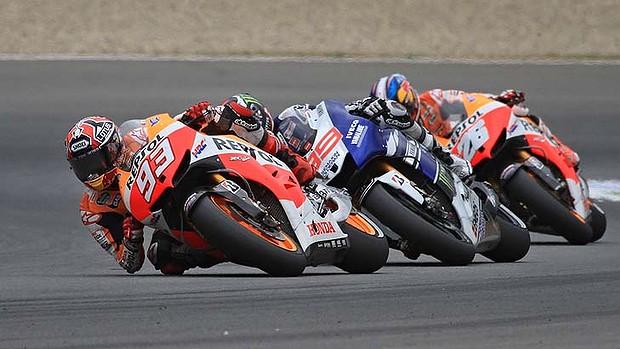 Marquez, Lorenzo, Pedrosa