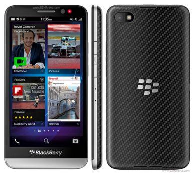BlackBerry Z30-Resmi Diperkenalkan