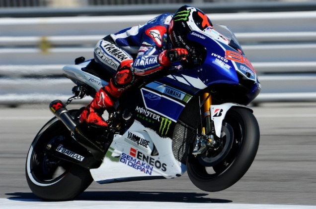 Jorge Lorenzo-Terkendala Set-up