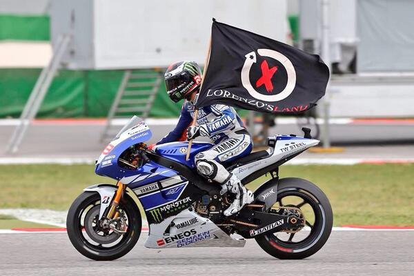 Lorenzo Juara MotoGP Misano 2013
