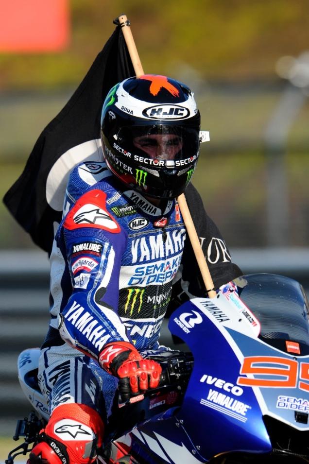 Lorenzo Juara MotoGP Motegi 2013