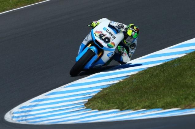 Pol Esapargaro-Juara Moto2 Australia 2013
