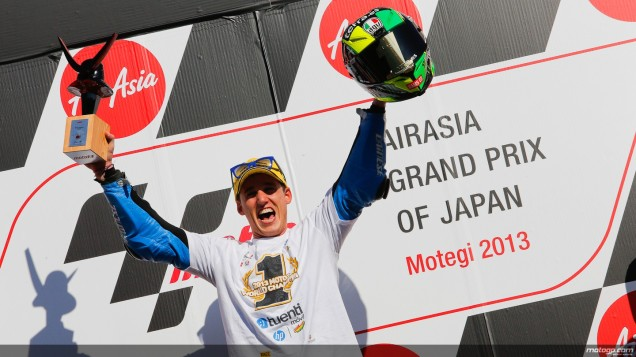 Pol Espargaro-Juara Dunia Moto2 2013