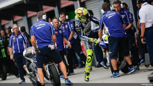 Valentino Rossi-Kritik Bridgestone