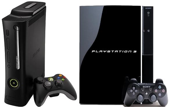Xbox 360 VS Play Station 3