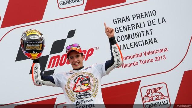 Marc Marquez-Juara Dunia MotoGP 2013