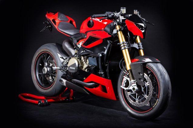 Ducati 1199 S Fighter