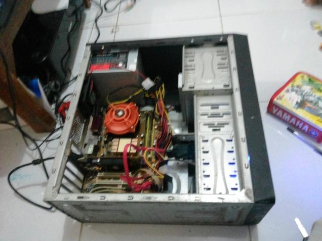 Komputer Restart atau Mati sendiri
