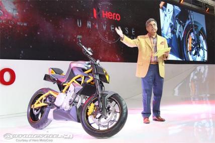 Hero Hastur 620cc-1