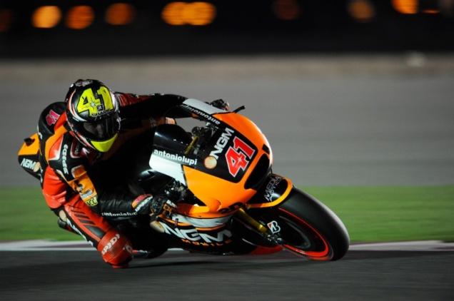 Aleix Espargaro-Tercepat FP2 MotoGP Qatar 2014