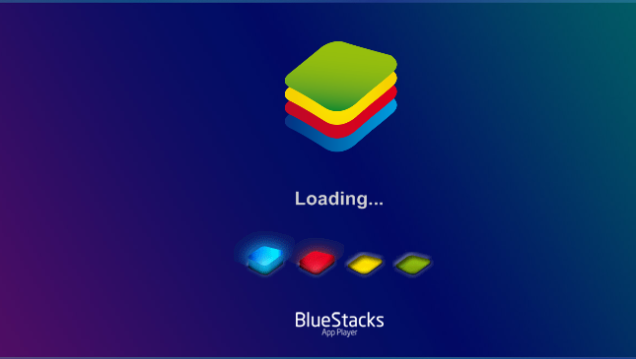 BlueStacks Loading
