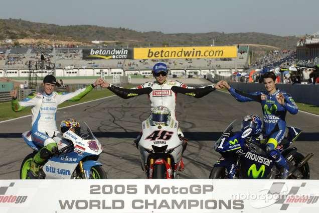 Dani Pedrosa-Juara Dunia 250cc Tahun 2005