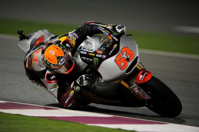 Esteve Rabat-Juara Race Moto2 Qatar 2014