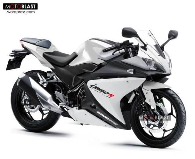 Honda CB 150R(Sumber:Motoblast.org)