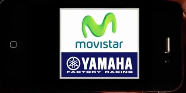 Logo Movistar Yamaha MotoGP