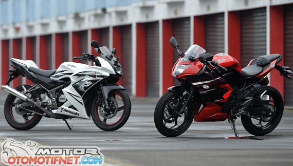 Ninja 250RR Mono Atau Ninja 150RR 2-tak