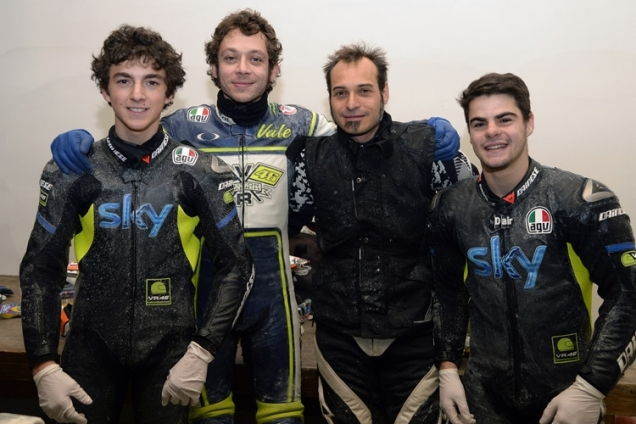 Sky Racing Team by VR46