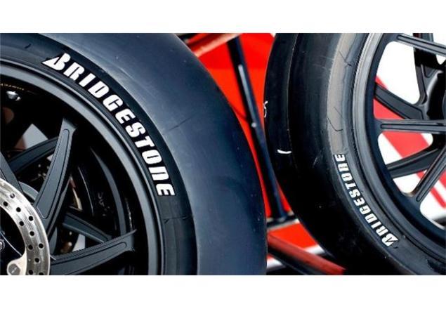 Bridgestone-Supplier Ban tunggal MotoGP 2008 samapi 2014