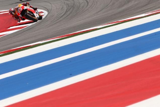 Marc marquez-Tercepat di FP3 MotoGP Austin 2014